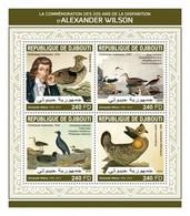 Djbouti 2018 Birds  Alexander Wilson  S201804 - Djibouti (1977-...)