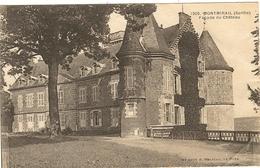 MONTMIRAIL -  Façade Du Château    122 - Montmirail