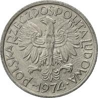 Monnaie, Pologne, 2 Zlote, 1974, Warsaw, TTB+, Aluminium, KM:46 - Polonia