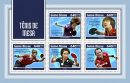 Guinea Bissau 2018 Table Tennis S201804 - Guinea-Bissau