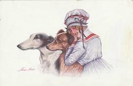 Illustrateur : X. SAGER : ( Nos Amis Fidèles) - Sager, Xavier