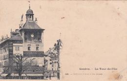 Genève : Rue Du Mont-Blanc - Carte Précurseur - GE Geneva