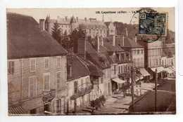 - CPA LAPALISSE (03) - La Rue Du Marché 1931 - Photo-Edition H. Besson 103 - - Lapalisse