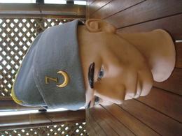 """Bonnet De Police Ou """"Calot"""" 7 RTA   Indo -  Indochine - Algérie - AFN. - Headpieces, Headdresses"""