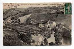 - CPA LAVAULT-SAINTE-ANNE (03) - Vue Générale 1907 - Edition G. Chaumont N° 78 - - France