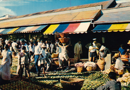 Ile Maurice,mauritius,ex Ile De France,océan Indien,archipel Des Mascareignes,prés De La Réunion,le Marché Aux Légumes - Cartes Postales