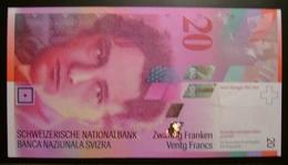 Switzerland 20 Franken (20)08 UNC - Switzerland