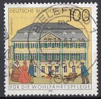 Germania 1991 Sc. B718 Ufficio Postale Bonn Post Offices Viaggiato Used Germany - Frutta