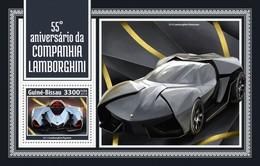 Guinea Bissau 2018 Car  Lamborghini 1S201804 - Guinea-Bissau