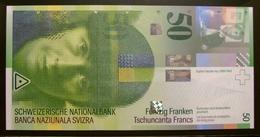 Switzerland 50 Franken (20)04 UNC - Switzerland
