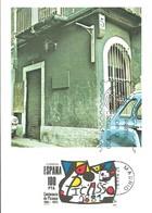 MAXIMA ESPAÑA 1981 - Picasso