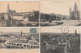 18 / 5 / 351  -  LOT  DE  22  CPA  DE  METZ  -   Toutes Scanées - Cartes Postales