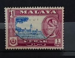 Malaisie - Perak  YT 109  Oblitéré - Perak