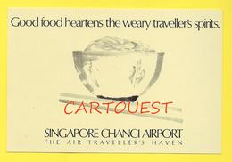 CPSM AIRPORT / FLUGHAFEN / AEROPORT  CHANGI SINGAPORE - Aerodromi