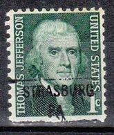 USA Precancel Vorausentwertung Preo, Locals Pennsylvania, Strasburg 841 - Vereinigte Staaten