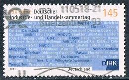 2011 150 Jahre Deutscher Industrie Und Handelskammertag - [7] République Fédérale