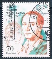 2017  300. Geburtstag Von Johann Joachim Winckelmann - [7] République Fédérale