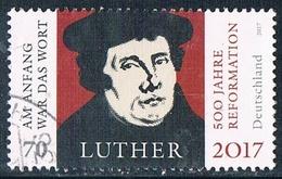 2017  500 Jahre Reformation - [7] République Fédérale