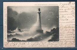 Regno Unito 1903 THE EDDYSTONE LIGHTHOUSE Viaggiata - Scilly Isles