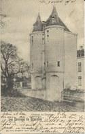 Château De Dieghem.   -   1901  Naar   La Louvière - Diegem