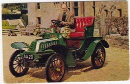 1913 DE DION - 6 H.P. Engine - Lord Montagu - Montagu Motor Museum, Beaulieu - Toerisme