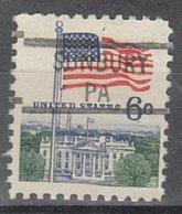 USA Precancel Vorausentwertung Preo, Locals Pennsylvania, Sunbury 841 (t1) - Vereinigte Staaten