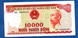 VIETNAM / 10 000 Dong / Pick 115 / TTB - Vietnam