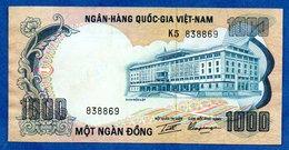 VIETNAM / 1000 Dong / Pick 34 / TTB - Viêt-Nam