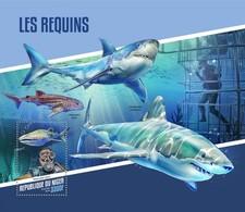 NIGER 2018  Sharks S201804 - Niger (1960-...)