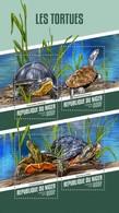 NIGER 2018   Turtles S201804 - Niger (1960-...)