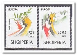 Albanië 1995, Postfris MNH, Europe, Cept - Albanië