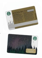 Starbucks Card - Canada - Wonder - 6113 Mint Pin - Gift Cards