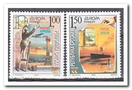 Servië 2003, Postfris MNH, Europe, Cept - Servië