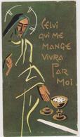 Vieux Papier : Image  Pieuse : Sainte  Marthe  De  Pantin   1965 - Vecchi Documenti