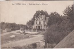 27 Sainte Mathe  Route De Conches A Bernay - France