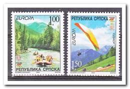 Servië 2004, Postfris MNH, Europe, Cept, Nature - Servië