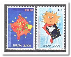 Kosovo 2006, Postfris MNH, Europe, Cept - Kosovo