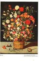 Blumen (nach Einem Gemälde Von Jan Brueghel  / Druck, Entnommen Aus Zeitschrift /1942 - Livres, BD, Revues