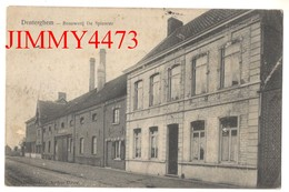 POSTKAART - Brouwerij De Splenter - DENTERGHEM Flandre Occidentale - N° 11061 - UHg. Arthur Dauw - Dentergem