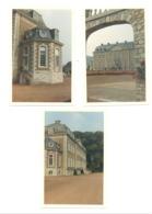 1971 - Année Des Châteaux En Belgique - SOIRON - Lot De 3 Photos (9 X 13 Cm) - Places