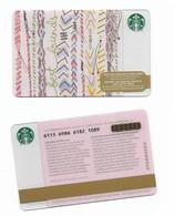 Starbucks Card - Canada - Best Friends - 6113 Mint Pin - Gift Cards