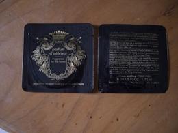 Pochette Sisley - Perfume Cards
