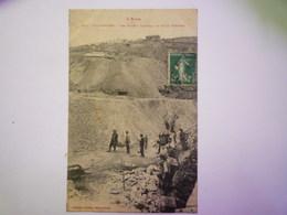 VILLANIERE  (Aude)  :  Les MINES  -  CARREAU Du FILON TERRISSE   XXXX - Autres Communes