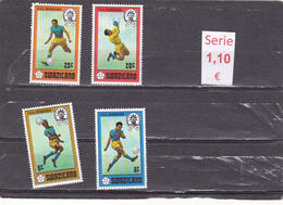 Swaziland  - Serie Completa Nueva **  Deportes  -  5/5229 - Swaziland (1968-...)