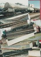 1 TRAIN - Vend Collection - Photographie - Train - Wagons - LOT 22 VUES - Réf Série 3 - Trains