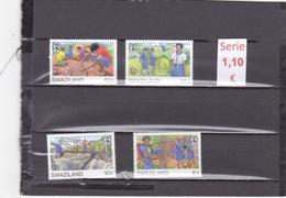 Swaziland  - Serie Completa Nueva **   -  5/5241 - Swaziland (1968-...)