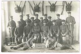 PIASECZNO 1916 Ortswache - Polen