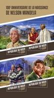NIGER 2018 Nelson Mandela   S201804 - Niger (1960-...)