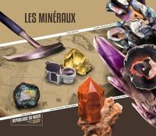 NIGER 2018 Minerals   S201804 - Niger (1960-...)
