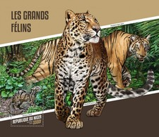 NIGER 2018    Big Cats S201804 - Niger (1960-...)